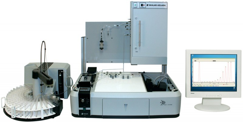San++ | Automated Wet Chemistry Analyzer - Continuous Flow ...